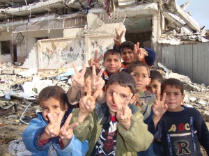 The hope for Gaza is in the next generation...lets not let them down